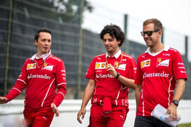 Đua F1, Japanese GP: Vettel, mong chờ một chiến thắng 2