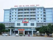Tin tức trong ngày - Thực hư Bệnh viện Quảng Ngãi đưa bệnh nhân còn sống vào nhà xác