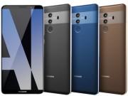 Huawei xác nhận pin 4.000 mAh cho thiết bị hàng đầu - Mate 10