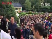 Choáng váng cảnh 461 triệu người TQ đổ ra đường dịp nghỉ lễ
