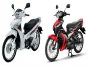 Chọn mua Honda Wave 125i hay Yamaha Spark 135i?