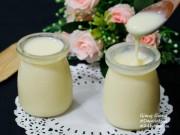 Chỉ hai bước có ngay sữa đặc nhà làm siêu ngon, không lo hóa chất