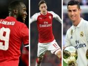 MU - Mourinho có Ozil miễn phí: Lukaku và Ibra  sướng  như Ronaldo