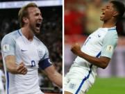 Rashford và Kane  lên đồng : ĐT Anh mơ  hóa rồng  World Cup 2018