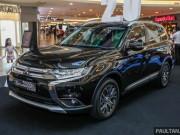Mitsubishi Outlander 2.0 CKD có giá 752 triệu đồng