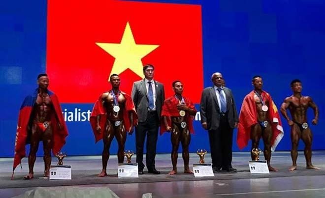 Tin thể thao HOT 7/10: Phạm Văn Mách đoạt HCV thế giới 1