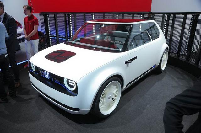 """Điểm danh những mẫu xe """"hot"""" nhất triển lãm ô tô Tokyo 2017 - 2"""