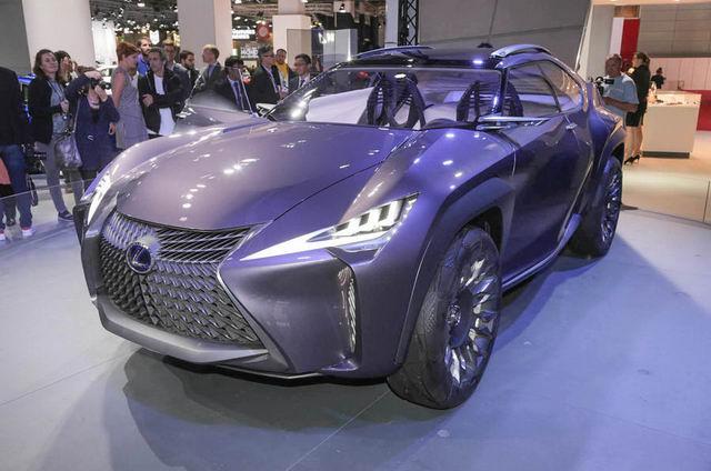 """Điểm danh những mẫu xe """"hot"""" nhất triển lãm ô tô Tokyo 2017 - 4"""