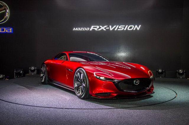 """Điểm danh những mẫu xe """"hot"""" nhất triển lãm ô tô Tokyo 2017 - 6"""