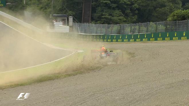 """Đua xe F1, Japanese GP: """"Ngựa chiến"""" vẫn hí vang trong ngày mưa nặng hạt 3"""