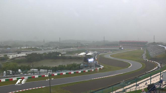 """Đua xe F1, Japanese GP: """"Ngựa chiến"""" vẫn hí vang trong ngày mưa nặng hạt 6"""