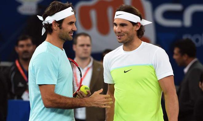 Thượng Hải Masters: Federer đụng ải Zverez, hẹn Nadal chung kết 1