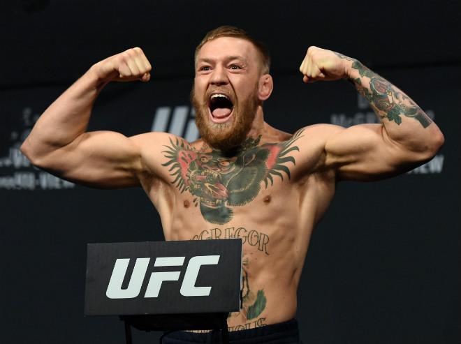 Tin thể thao HOT 7/10: Mcgregor lọt Top 3 nhà vô địch tệ nhất UFC 1