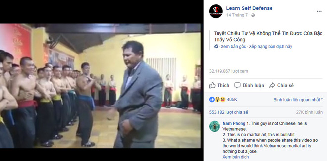 """Video """"võ điện"""" Huỳnh Tuấn Kiệt: 30 triệu lượt xem """"sập trang"""" báo Tây 1"""