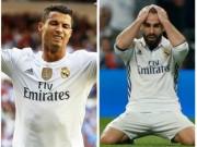 Real lộ tử huyệt: Ronaldo  đau đầu , siêu hậu vệ đau tim