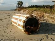 Thế giới - Siêu bão cuốn vật bí ẩn 544 kg từ thời Liên Xô vào Mỹ
