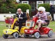 Thế giới xe - Top 5 mẫu tay ga tốt nhất dành cho người lớn tuổi