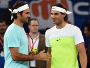 Thể thao - Thượng Hải Masters: Federer đụng ải Zverez, hẹn Nadal chung kết