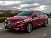 "Hyundai Accent 2018 cải tiến,  "" đe dọa ""  Honda City"
