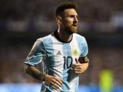 """Argentina - Messi dễ lỡ World Cup:  """" Bàn tay ma """"  giải cứu như Ronaldo, Henry?"""