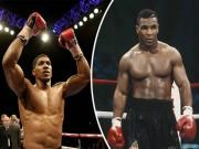 Vua boxing  Joshua đòi vĩ đại như Mike Tyson: Vô địch nhưng không cắn tai