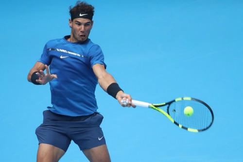 Chi tiết Nadal - Dimitrov: Sức ép dồn dập, thành quả xứng đáng (KT) 3