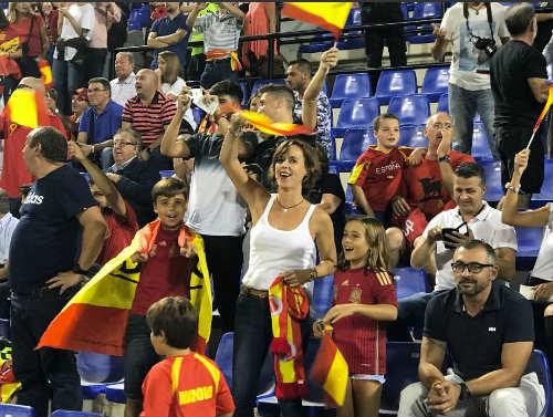 TRỰC TIẾP Tây Ban Nha - Albania: Thiệt đơn thiệt kép 5