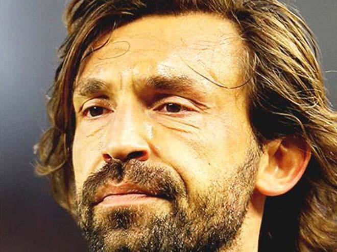 """Tin HOT bóng đá tối 8/10: Pirlo tuyên bố """"hạ màn"""" - 1"""