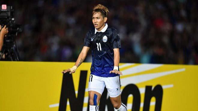 """ĐT Việt Nam đấu Campuchia: Thở phào vì """"Messi xứ Angkor"""" 2"""