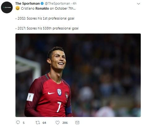 """Ronaldo cứu Bồ Đào Nha: Triệu fan """"dìm"""" Messi, báo chí tung hô 7"""