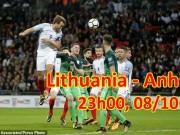 Lithuania - Anh: Song tấu Kane - Rashford háo hức gầm vang