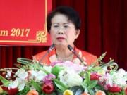 """Bà Phan Thị Mỹ Thanh  """" không đủ tư cách làm Đại biểu Quốc hội """""""