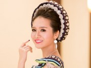 Thí sinh đẹp như Hoa hậu đoạt Á quân Sao mai 2017