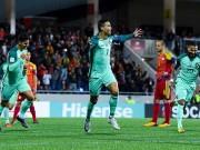 Bóng đá - Ronaldo 2 năm ghi gần 1 bàn/trận, thua Messi vẫn xứng 2 bóng Vàng