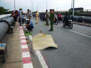 Vào Sài Gòn làm phụ hồ, thanh niên tử vong trên đường
