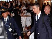 """Bóng đá - Đàn anh trốn thuế đi tù 7 tháng, Ronaldo nghe tin """"tim đập chân run"""""""