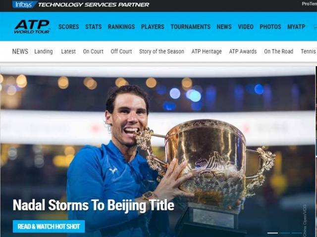 Tin thể thao HOT 9/10: Nadal ngạc nhiên với chính mình 2