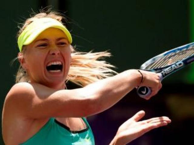 Sharapova - Begu: 4 break ngoạn mục, giật vé ngỡ ngàng (Vòng 1 Thiên Tân) 2
