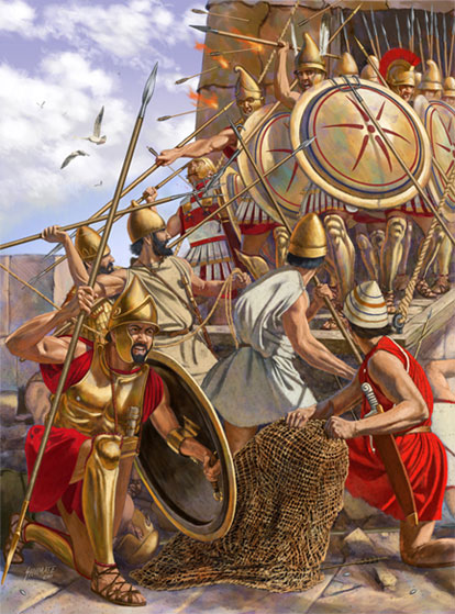 Vị vua lừng lẫy chinh phục hơn 5 triệu km2 trên 3 châu lục - 3