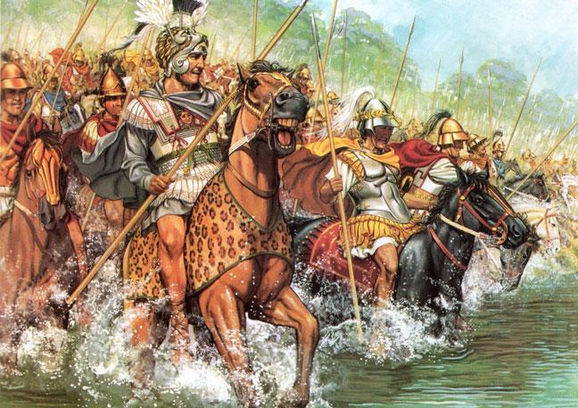 Vị vua lừng lẫy chinh phục hơn 5 triệu km2 trên 3 châu lục - 4