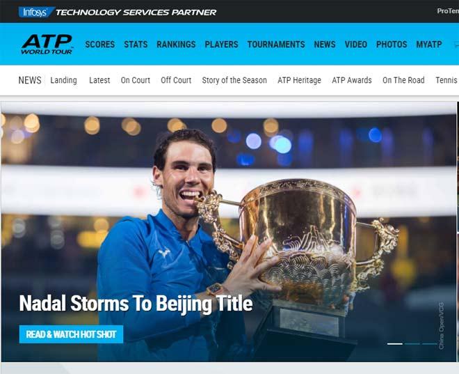 Báo chí thế giới ngả mũ Nadal, fan gọi là Vua tennis 2