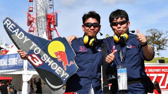 Đua xe F1, Japanese GP: Rớt xuống vực thẳm, nhìn kình địch 1 tay chạm vinh quang 1