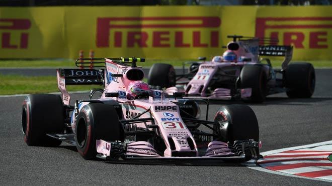Đua xe F1, Japanese GP: Rớt xuống vực thẳm, nhìn kình địch 1 tay chạm vinh quang 6