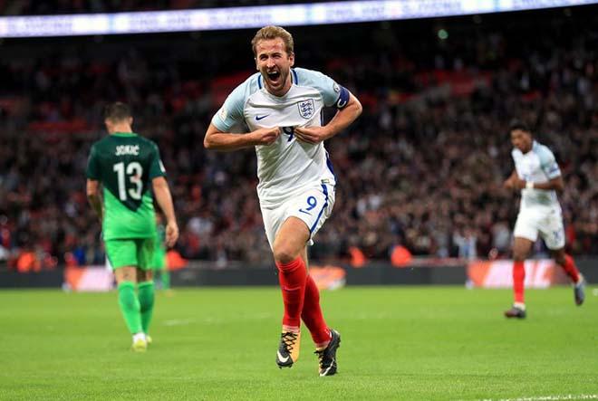 """MU mua Kane 150 triệu bảng: Tương lai ĐT Anh thuộc về """"Quỷ đỏ"""""""