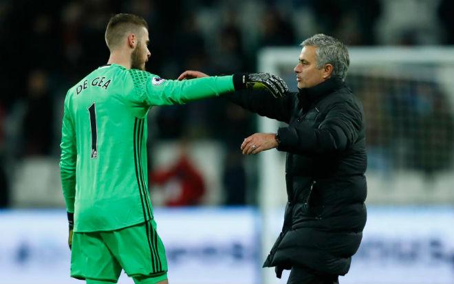 PSG lại chơi ngông: 100 triệu euro mua De Gea, MU – Mourinho lo sợ 2