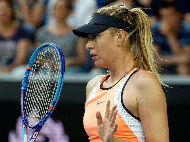 Tennis 24/7: Sharapova gặp may khó ngờ ở Thiên Tân 1