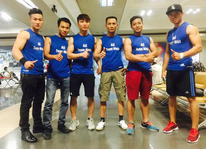 Vật tay Việt Nam: Hot-boy tập 6 tháng đã hạ vô địch thế giới 2