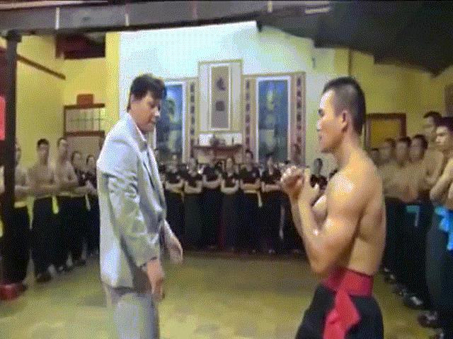 """Công phu lợi hại hơn """"võ điện"""" Huỳnh Tuấn Kiệt, báo Tây """"giật mình"""" 4"""