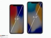 Dế sắp ra lò - iPhone X chưa lên kệ, Apple đã bắt tay sản xuất iPhone X Plus?