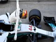 Đua xe F1, Japanese GP: Rớt xuống vực thẳm, nhìn kình địch 1 tay chạm vinh quang